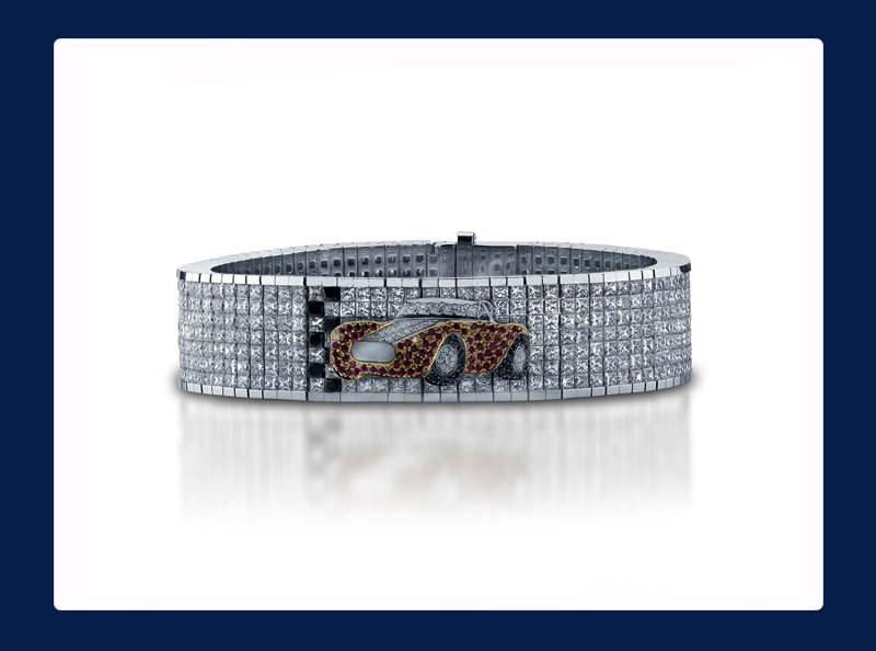 The Shelby Cobra Bracelet (Out of stock)
